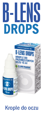 B-LENS DROPS Krople do oczu